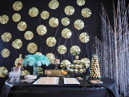 great gatsby first birthday party project nursery
