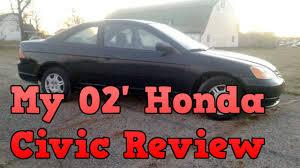 2002 honda civic reviews 2002 honda civic lx review