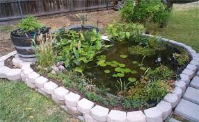 21 garden design ideas small ponds turning your backyard