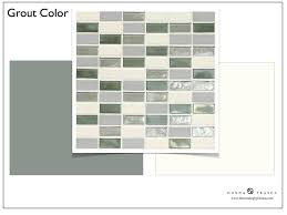 Colors That Go With Gray by What Color Grout Should I Use In My Backsplash Decorating By