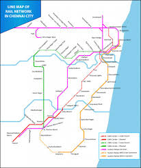 Metro Redline Map Cmrl Welcome To Chennai Metro Rail
