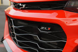 what is a camaro zl1 2017 chevrolet camaro zl1 release date price and specs roadshow