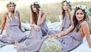 dresses for bridesmaids 38 beautiful bridesmaids dresses weddingomania