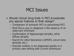 Serum Mci defining mild cognitive impairment steven t dekosky m d director