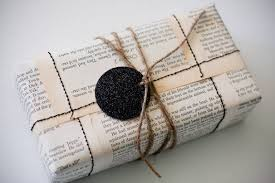 book wrapping paper bookish wrapping paper for your gifts