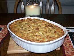 traditional cornbread dressing recette entrée et cuisines