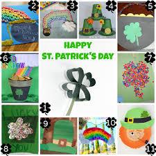 20 st patrick u0027s day ideas for kids crafts u0026 recipes