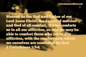 May The God Of All Comfort 2 Corinthians Archives Harps On Willows