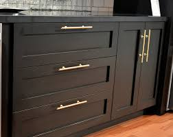 how to clean matte black cupboards matte or glossy cabinets it s not just about looks byhyu