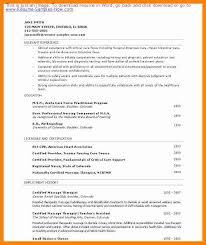 Occupational Therapy Resume Template 10 Massage Therapist Resume Sample New Hope Stream Wood