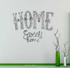 aliexpress com buy home sweet home wall sticker sayings vinyl