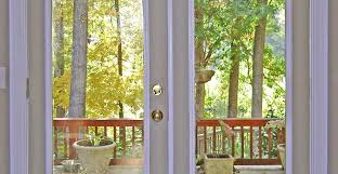 to replace an exterior french door astragal