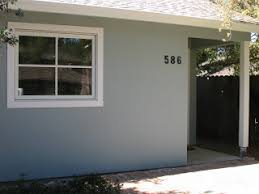 this 50 u0027s house post move in exterior painting