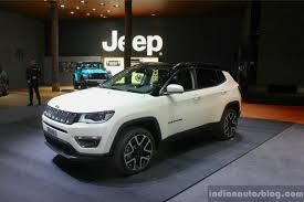 jeep compass to be unveiled in india on 12 april