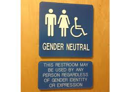 Gender Neutral Bathrooms Debate - gender neutral bathrooms debate image mag