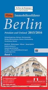 Plötz Immobilienführer Berlin 2015 16 Teil 1 2 by Cut For You