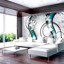 wohnzimmer ideen trkis wand beige braun charismatische auf moderne deko ideen in