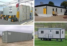Office Storage Containers - pac van inc kansas city office mobile office event trailers