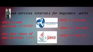 tutorial web service java web services tutorial for beginners in java what is web service