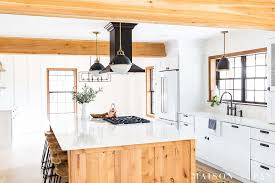 farmhouse kitchens with white cabinets fantastic farmhouse kitchen ideas the budget decorator