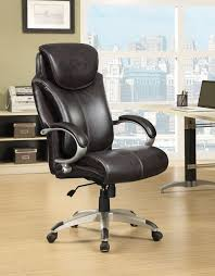Small Leather Desk Chair Office Chairs Office Swivel Chairs With Arms Small Leather