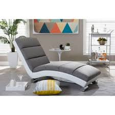 White Chaise Lounge Chaise Lounges Living Room Chairs Shop The Best Deals For Dec