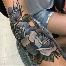 rose tattoo meaning and symbolism