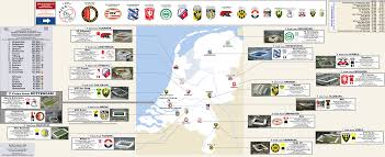 The Netherlands Map Netherlands Billsportsmaps Com