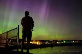 why northern lights happen chance to see northern lights forecast wednesday night baltimore sun