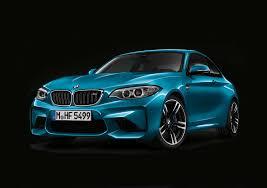 Bmw M2 2014 2016 Bmw M2 Coupe Front Photo Long Beach Blue Paint Size 2048