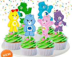 care bears party etsy