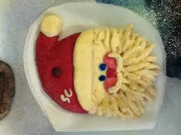santa claus salt dough ornament 1 cup flour 1 2 cup salt 3 4 cup
