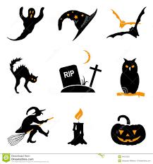 free halloween icon halloween icon vector set stock photography image 34042262