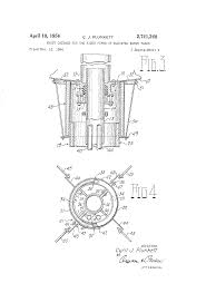 patent us2741268 frost casings for the riser pipes of elevated