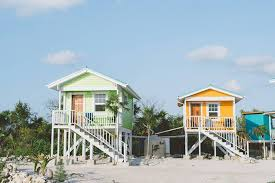 secret beach rentals 2 paradise on the caye bungalows for rent