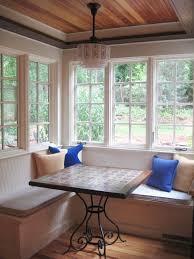 Breakfast Nook Chandelier Ideas Furniture Fine Looking Square Breakfast Nooks Table Set With