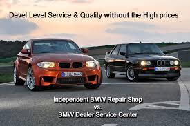 bmw repair greensboro independent bmw greensboro shop vs bmw dealer service near
