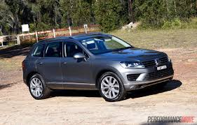 volkswagen touareg interior 2015 2015 volkswagen touareg v6 tdi review video performancedrive