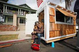 bay area buys in to hottest homeless housing trend tiny homes