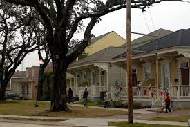 Low Cost Homes To Build by 10 Years After Katrina New Orleans Public Housing Still In Limbo