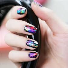 glitter nail art tokyo fashion news harajuku nail art tokyo