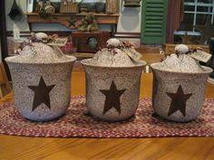 primitive kitchen canisters country primitive dishes vine dinnerware country decor