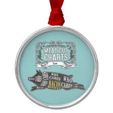 meat cuts ornaments u0026 keepsake ornaments zazzle