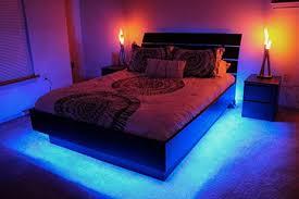 Led Lights Bedroom Furniture Bed Led Lighting Kit 8ft