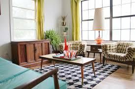 Vintage Décor  Interior Design Ideas In The Retro Style  Fresh - Interior design retro style