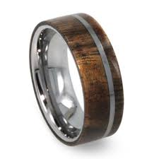 wood mens wedding bands tayloright k109m tunsten carbide 8mm wedding band at mwb