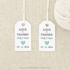 thank you tags printable 2 5x3 5 wedding favor tags hang tags gift tags thank