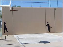 backyards awesome innovative sport court cost for outdoor and