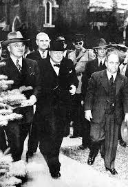 What Is The Iron Curtain Speech Winston Churchill