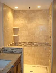 Bathroom Tiled Showers Ideas Best 25 Travertine Shower Ideas Only On Pinterest Travertine